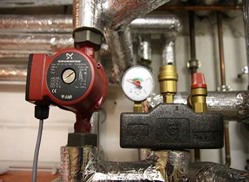 монтаж отопления в Сергиевом Посаде