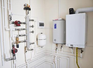 монтаж электрического отопительного котла Protherm Скат 9 КR 13 в Пущино
