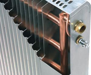 монтаж биметаллического радиатора Global Style Extra 350 в Пущино